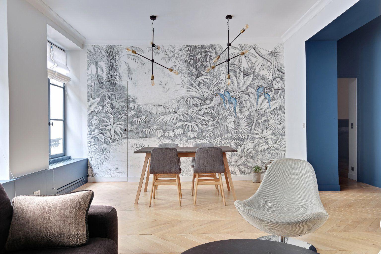 Avant-après : un appartement parisien sublimé par une décoration