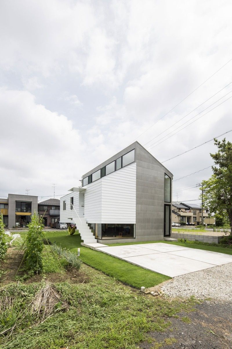 Kawate by keitaro muto architects homedsgn a daily source for inspiration and fresh ideas on interior design and home decoration jogos online gratis