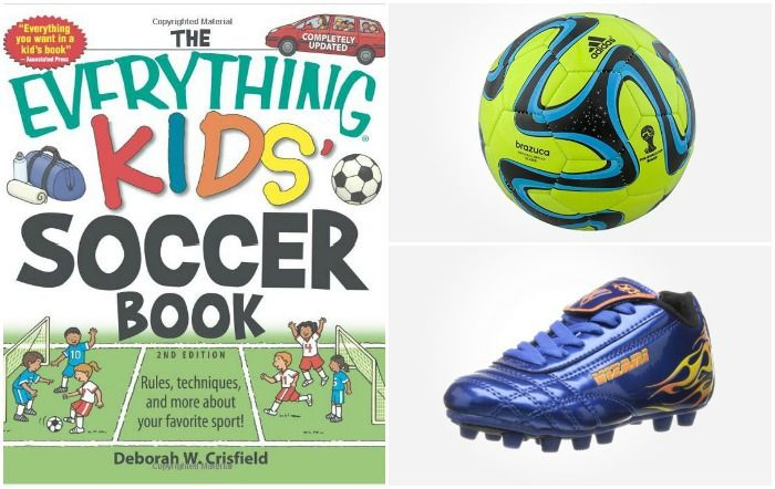 Editor S Picks 15 Of The Best Soccer Gifts For Kids Of All Ages Soccer Gifts Gifts For Kids Kids Gifts