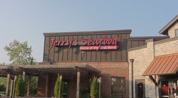 Jerrys Seafood And Restaurant They Have Two Locations Bowie