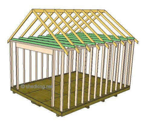 Gable Shed Roof Building A Shed Roof Shed Roof Construction Building A Shed Roof Building A Shed Shed Roof