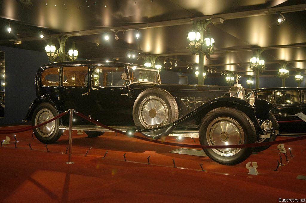 Park Ward Bugatti T41 Royale Limousine #41131