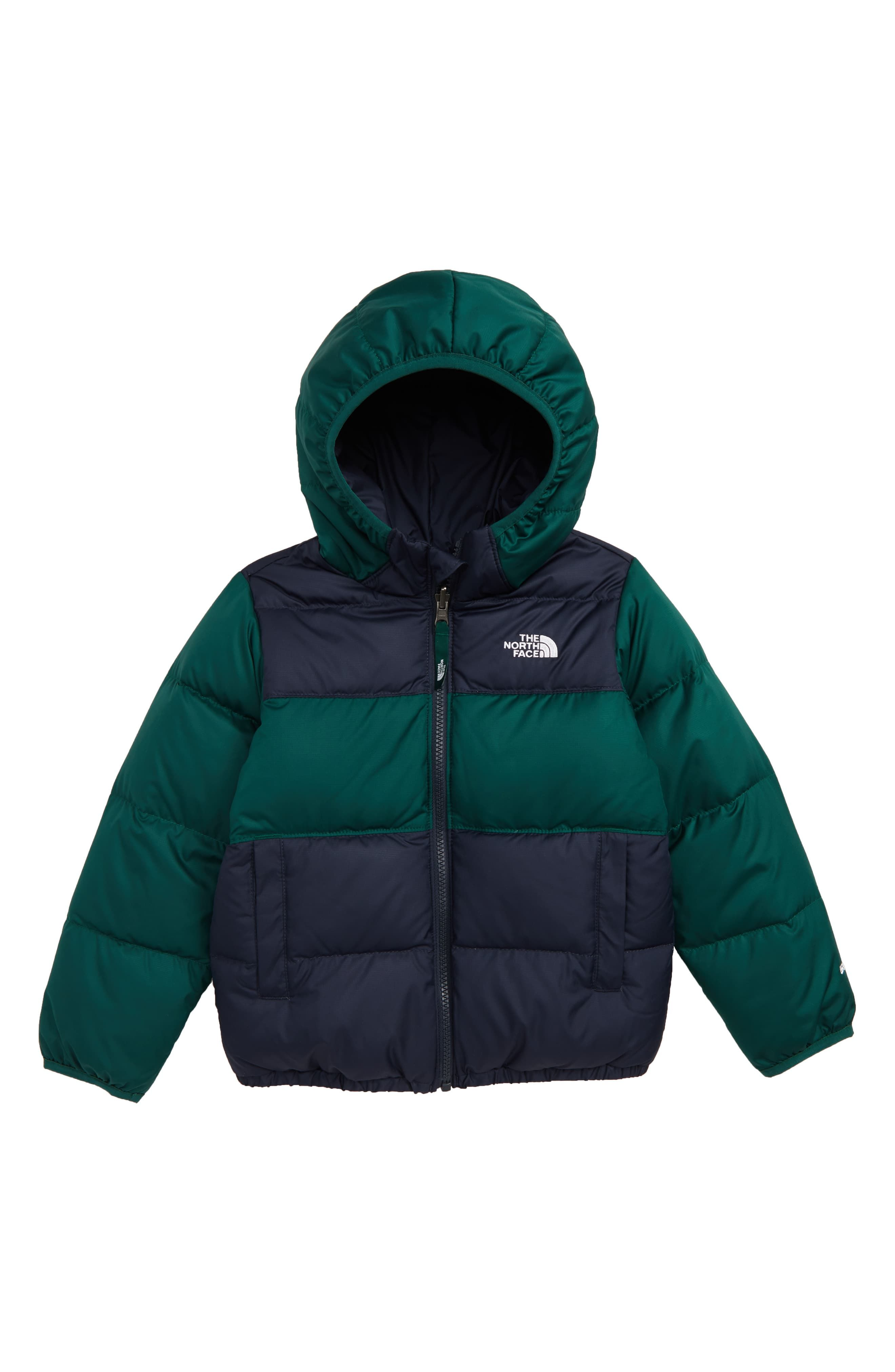 The North Face Kids Moondoggy Water Repellent Reversible Down Jacket Toddler Boys Little Boys Nordstrom North Face Kids Down Jacket The North Face [ 4048 x 2640 Pixel ]