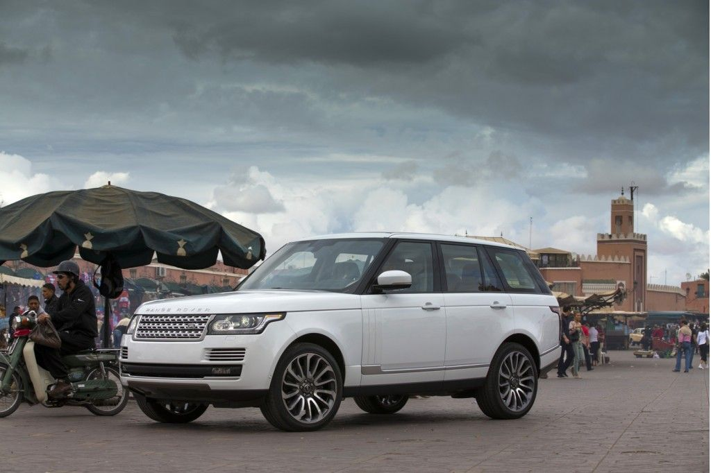 2013 Land Rover Range Rover first drive review Range