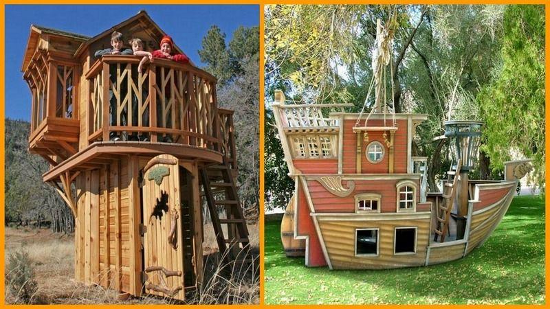 Rêve Arbre Loft Playhouse