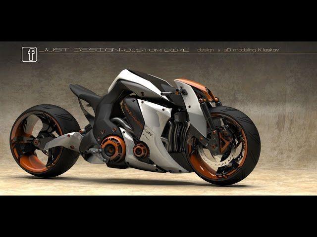 Best Unique Design Concept Bikes 16 Coolest Sexiest Concept