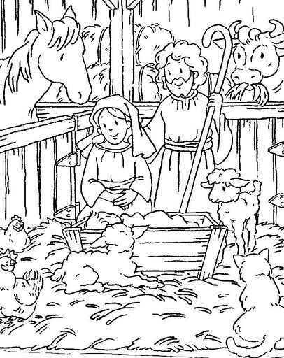 Disegni Natale invierno, navidad ,colorear Pinterest - new coloring pages for christmas story