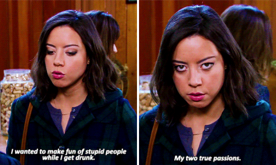 April Ludgate Quotes On cultivating new hobbies: | life | Pinterest | April ludgate  April Ludgate Quotes