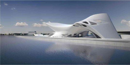 Architecture Zaha Hadid Gewinnt Museums Wettbewerb Auf Sardinien