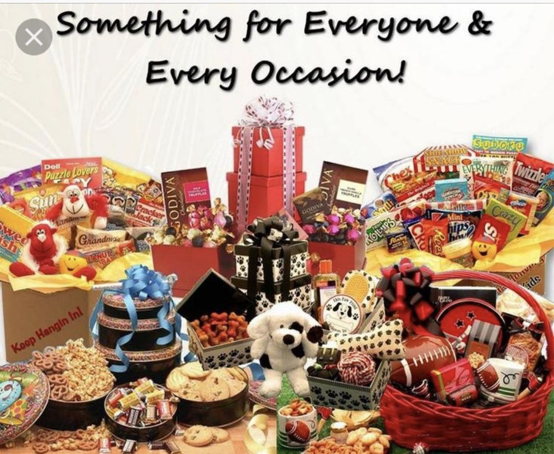 Gift Basket Give Away Special Occasion Gift Special Gifts Gift Baskets