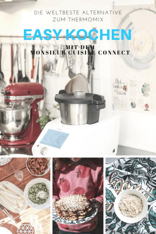 Neue Kuchenmaschine Monsieur Cuisine Plus Im Test Monsieur Cuisine Connect Rezepte Rezepte Rezepte Thermomix