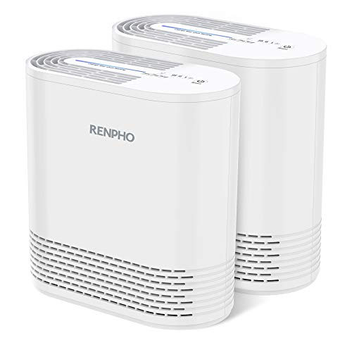 Compact Air Purifier with 3 Stage Filtration System Pre