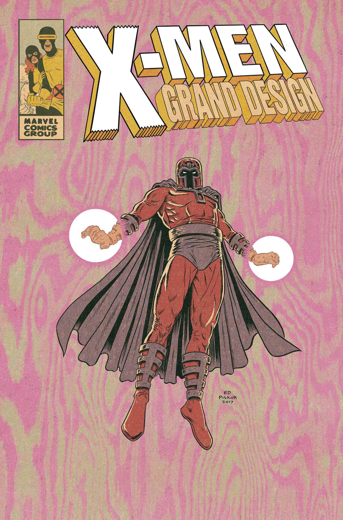 X Men Grand Design 1 Of 2 Piskor Character Var Oct170958 Marvel Comics Art Comics Comic Book Covers
