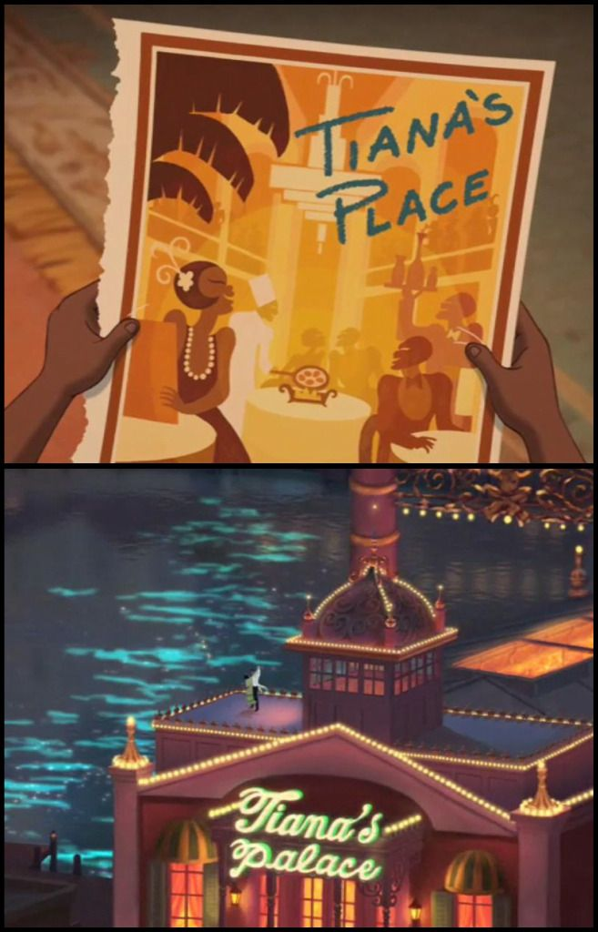 Hidden Secrets Posts Tagged The Princess And The Frog Disney