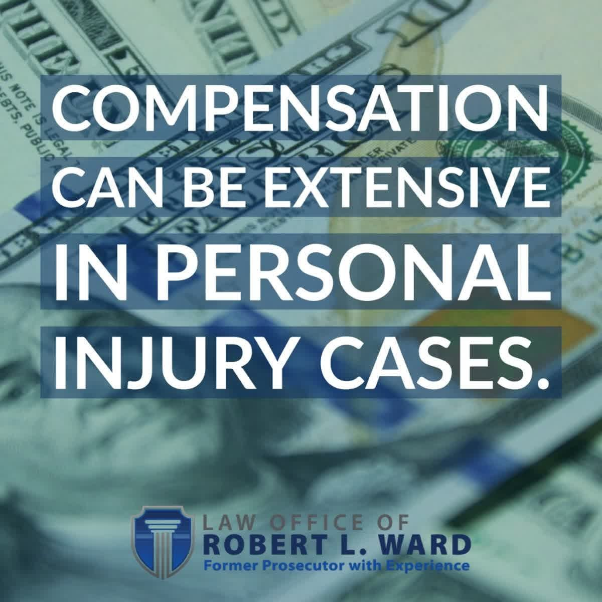Compensation Can Be Extensive Compensation In Personal Injury