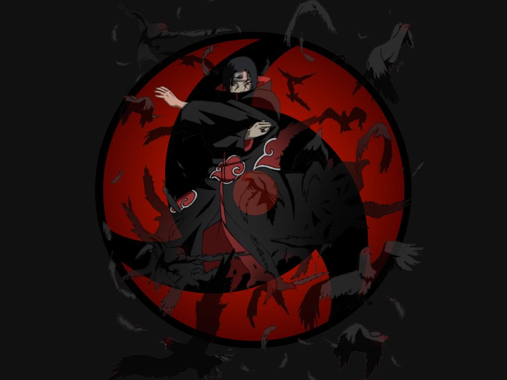 Sasuke Sharingan Wallpaper Itachi Naruto Y Anime