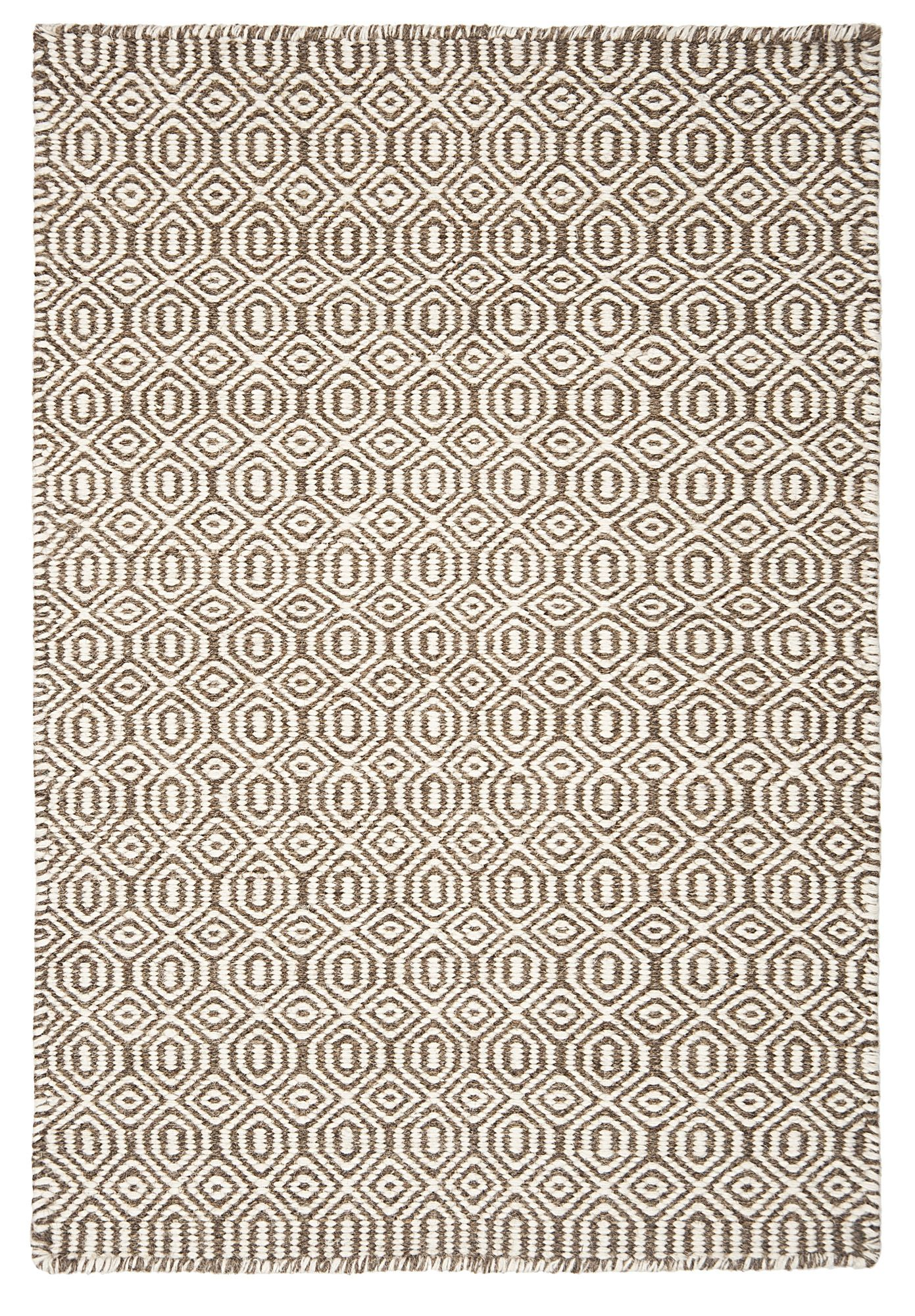 HookandLoom Cormo Natural Wool Rug (With images