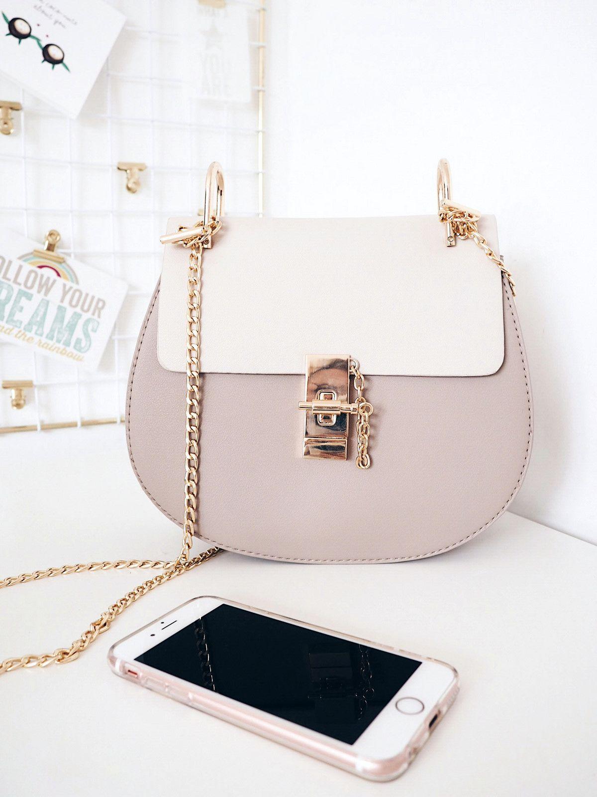 A Dupe For The Chloe Drew Bag At Just A Fraction Of The Price Bolsas Femininas Bolsas Casuais Acessorios Femininos