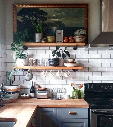 Rearranging...again in 2020 (With images) | Kitchen ...