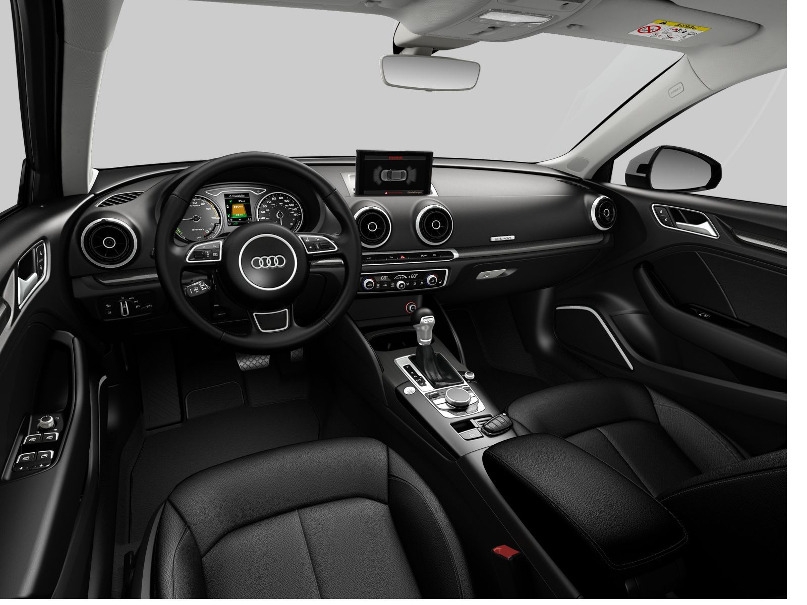 2016 Audi A3 Sportback Prestige (larger screen and mmi touch) | VW