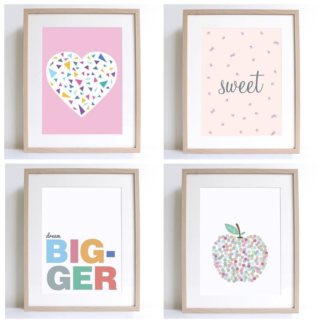 Our best selling prints this week!  by sproutandsparrow