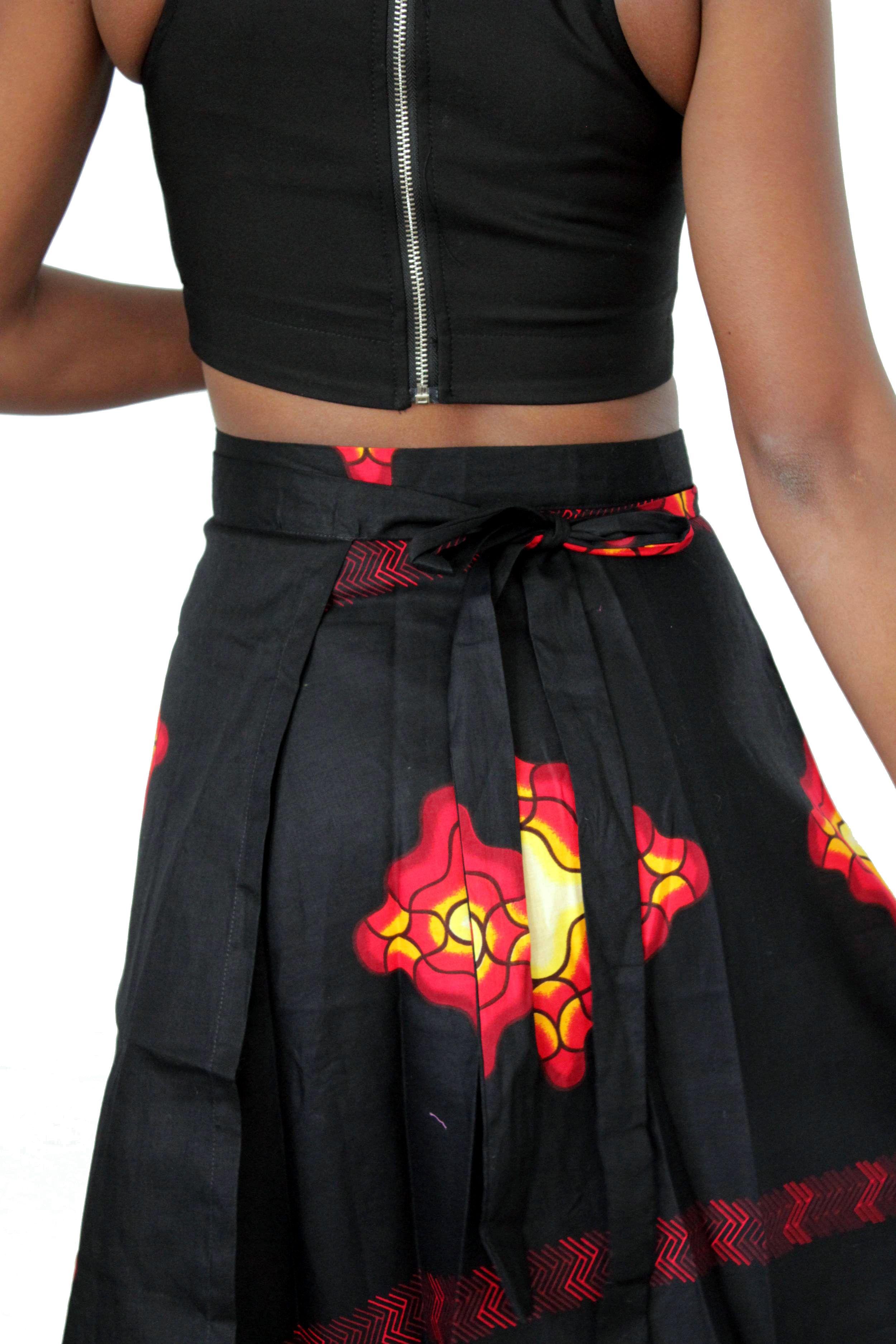 Wrap Skirt Short   Chitenge Love - Shop GerZam!   Short ...
