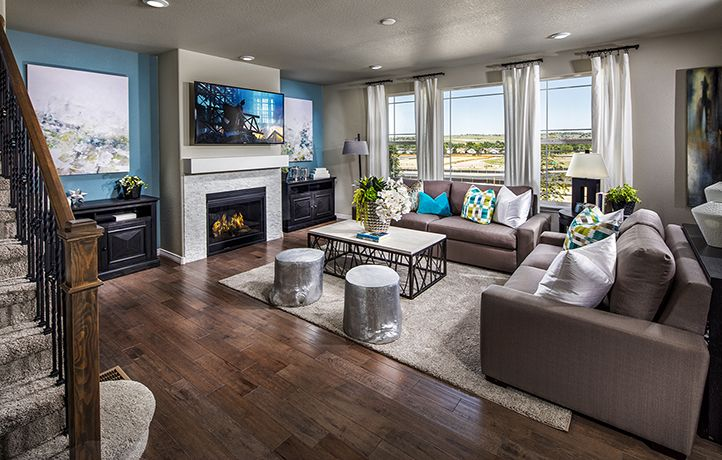 Nottingham New Home Plan In Dove Village 40s By Lennar
