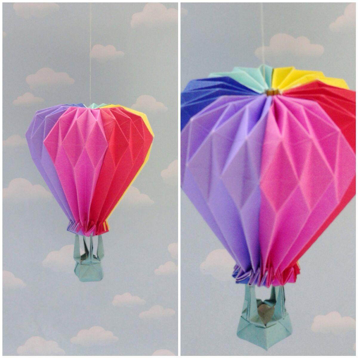 Globo aerosttico en origami encontranos en facebook httpwww globo aerosttico en origami encontranos en facebook httpfacebook jeuxipadfo Choice Image