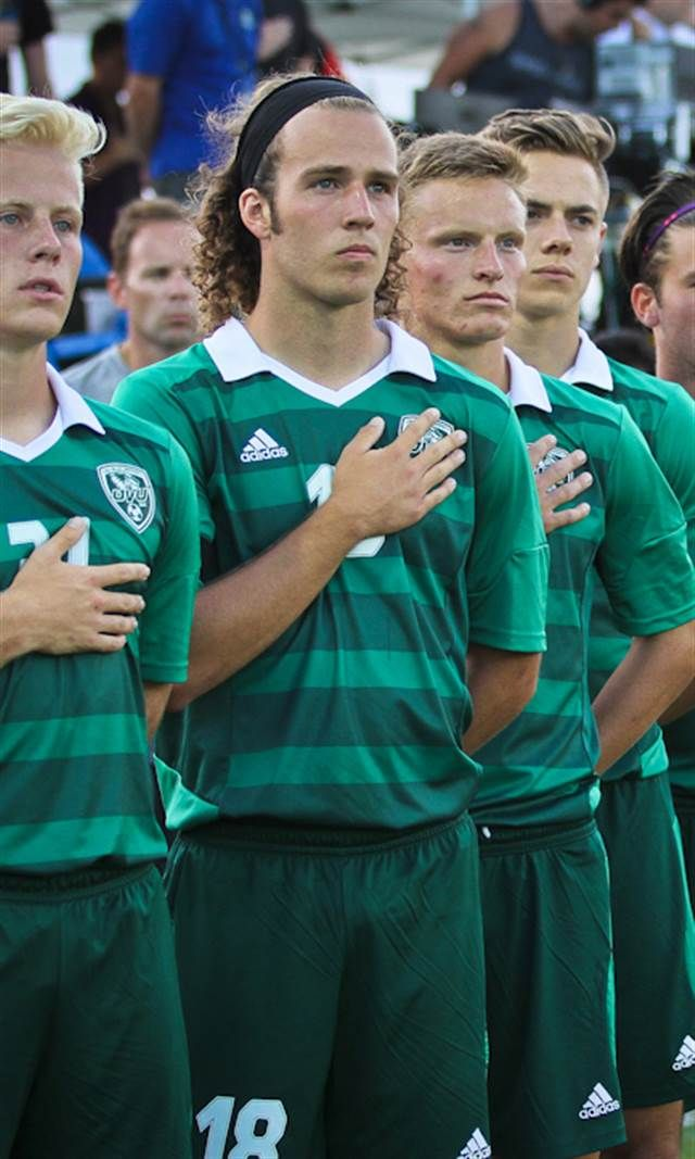 Uvu Men S Soccer Mens Soccer Soccer Utah Valley University