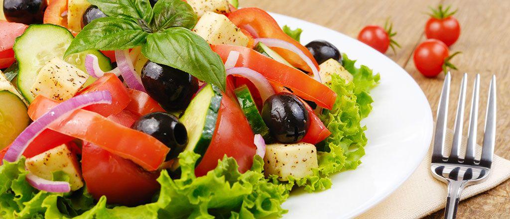 Reinventando  ensalada