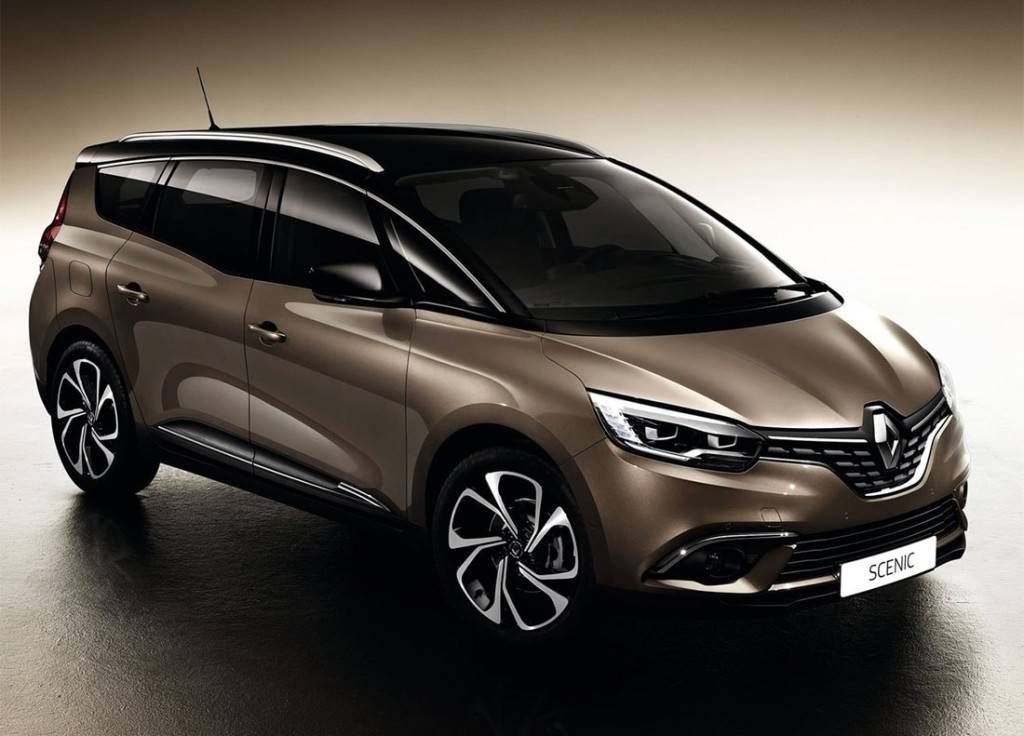 Novo Renault Grand Scenic 2019 – Big Brother Renault Scenic: Preço ...