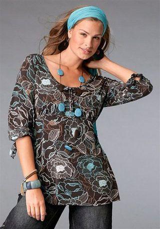 sheego Style Tunika, Bild 1