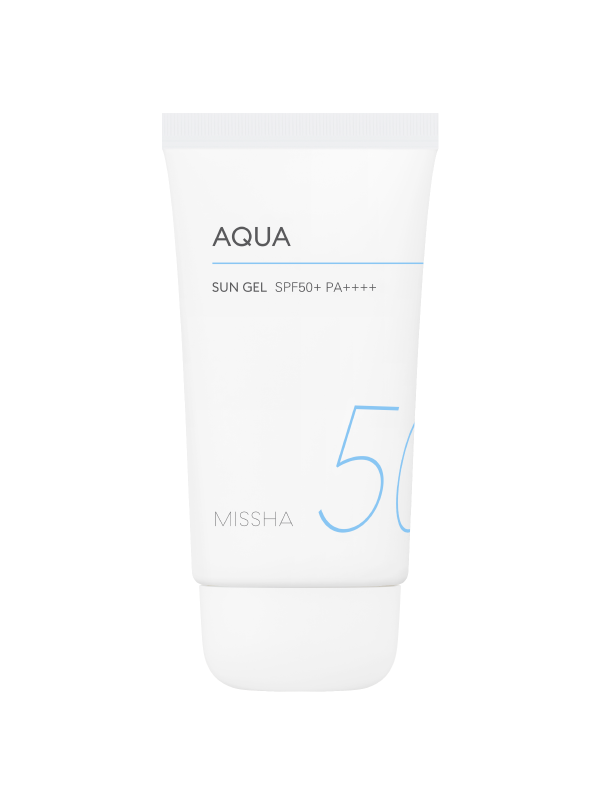 All Around Safe Block Aqua Sun Gel Spf50 Pa Sun Care Gel Aqua Missha