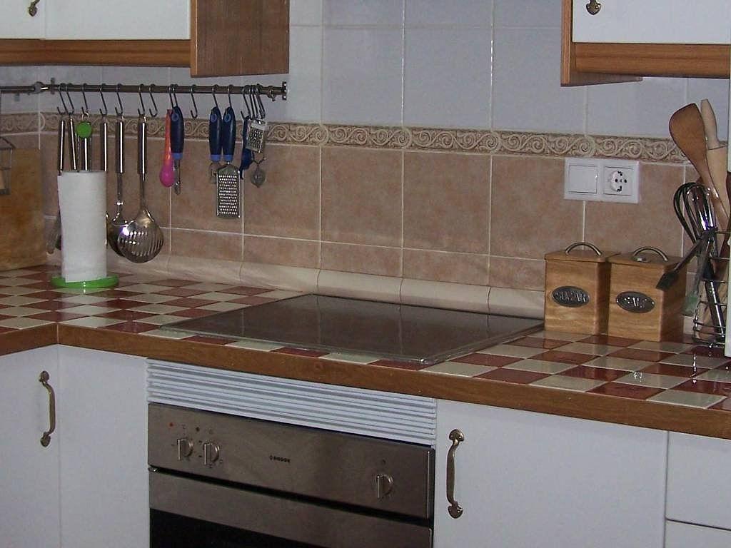 como decorar una cocina con ceramica2 cocinas