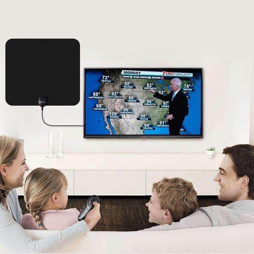 HDTV TV Antenna - Your Top Choice For An Indoor TV ANTENNA