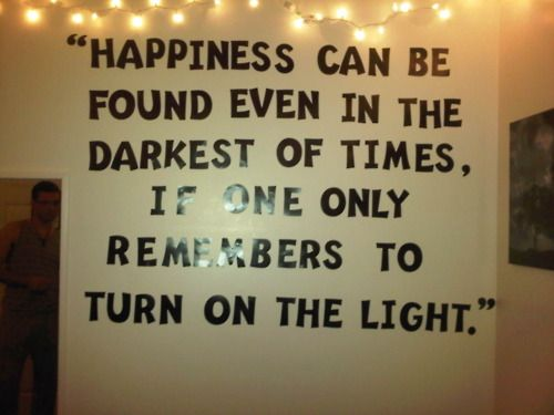 Diy room decor quotes about happiness