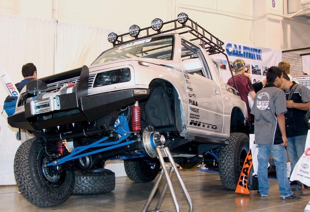 Throwback Thursday to our Suzuki Sidekick w/ an Axle Conversion Kit
