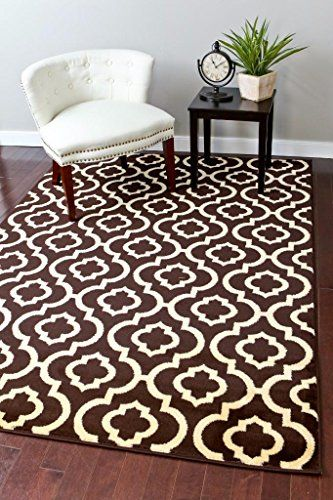 3028 Brown Moroccan Trellis 7 10x10 6 Area Rug Carpet Large New Persian Rugs Http Www Amazon Com Dp B0178mpp8 Area Rugs Contemporary Area Rugs Rugs On Carpet