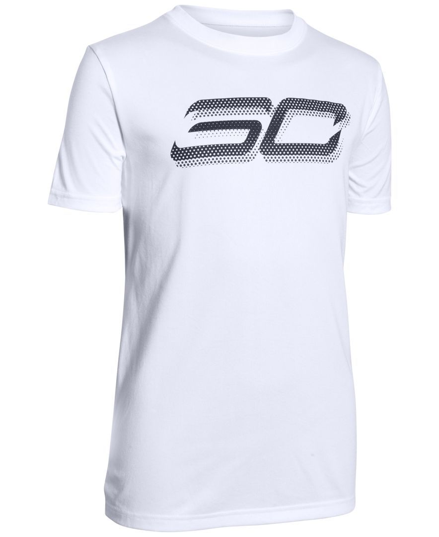 best sneakers 661d5 927e8 Under Armour Boys  Steph Curry T-Shirt