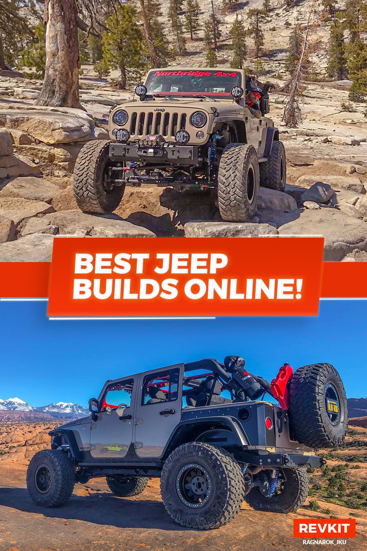 Amazing 2016 Jeep Wrangler Build 🤯 2016 jeep wrangler