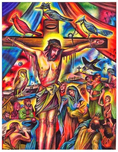Opening the door to god from my spiritual art drawing collection in opening the door to god from my spiritual art drawing collection in colored pencil altavistaventures Gallery
