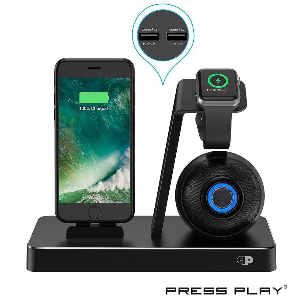 iphone screen enlarger dock with speakers