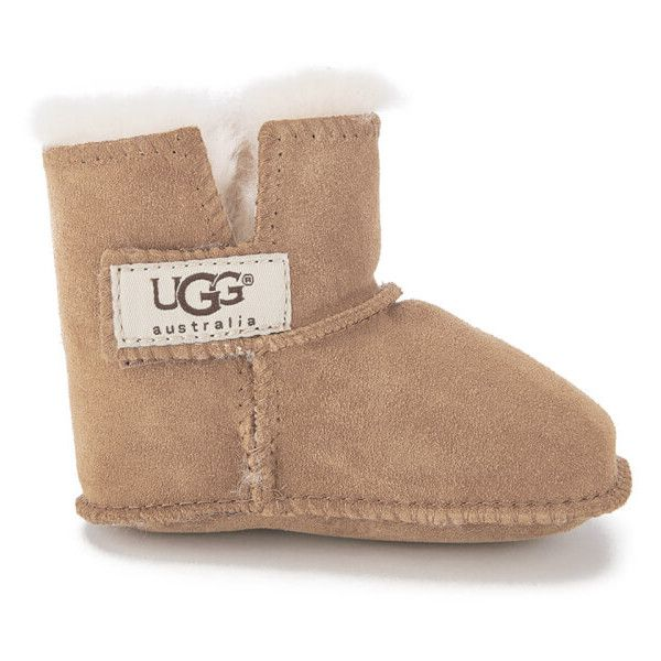 2ae2bc4fce7 UGG Babies' Erin Suede Pre-Walker Boots ($66) ❤ liked on Polyvore ...