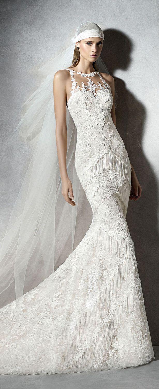 Pronovias 2016 Bridal Collection - Part 1   Hochzeitskleider, Braut ...