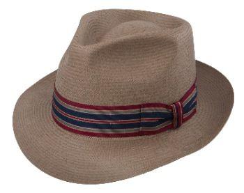 27fd38437e275 Stetson Rockport Straw Hat TS8129. Stetson Rockport Straw Hat TS8129 Straw  Fedora
