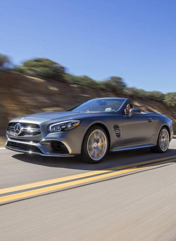 Luxury Lifestyle 2017 MercedesBenz SL Review Mercedes