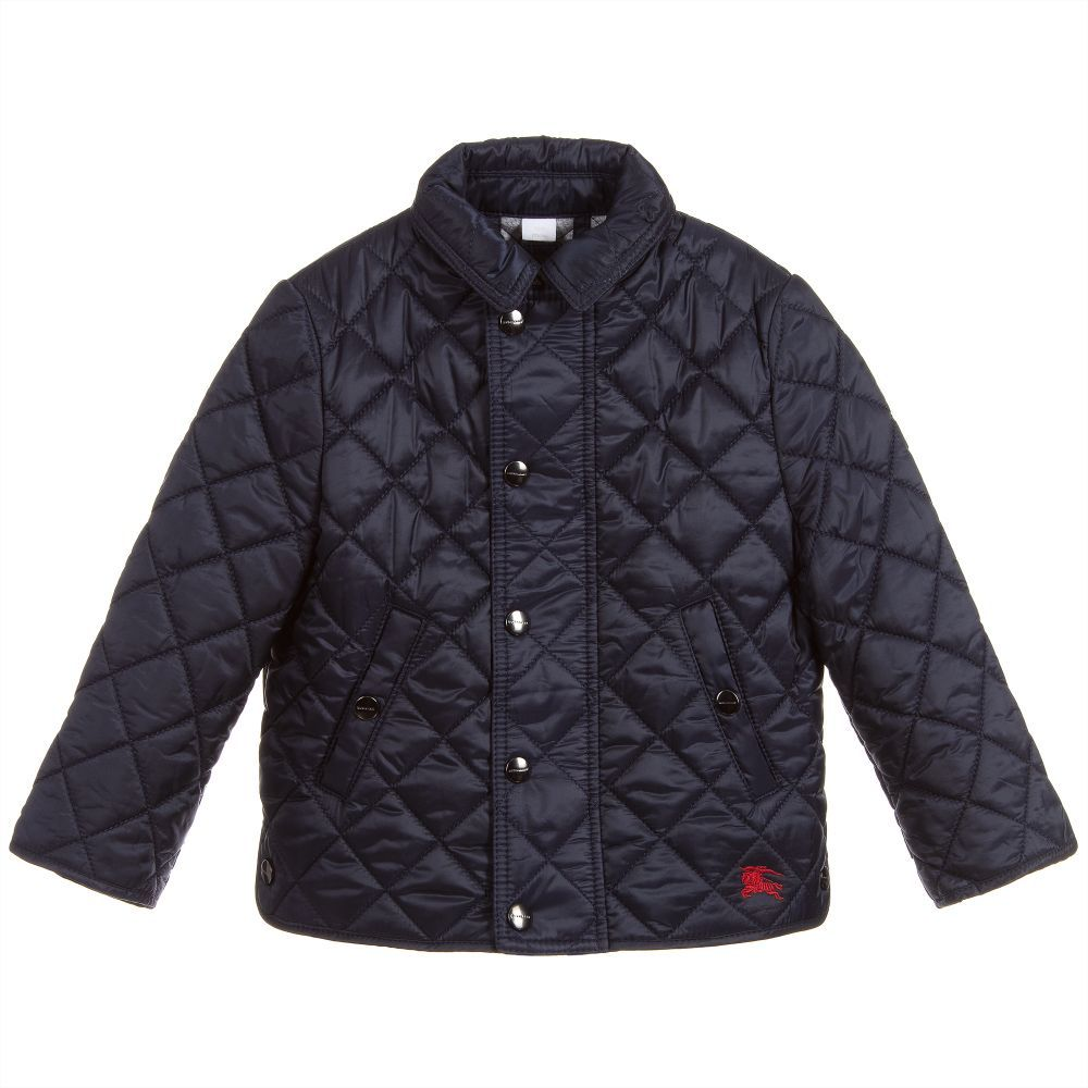 5ca5e8cba Navy Blue LYLE Baby Jacket | LC Surprise Party | Burberry baby boy ...