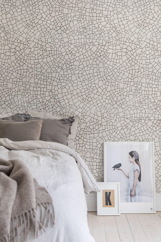 Raku Crackle Cream Schlafzimmer Tapete Farben Und Tapeten