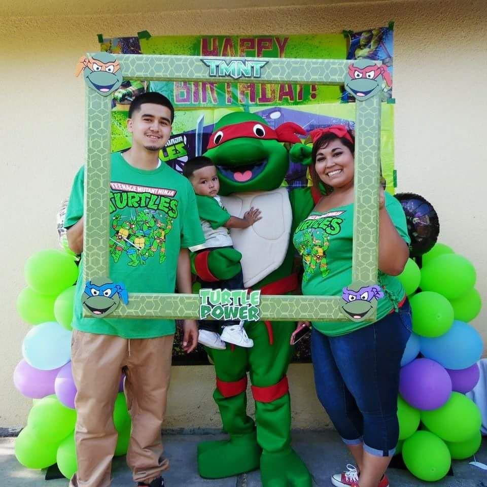 tmnt ninja turtles selfie frame ninja turtles party tmnt