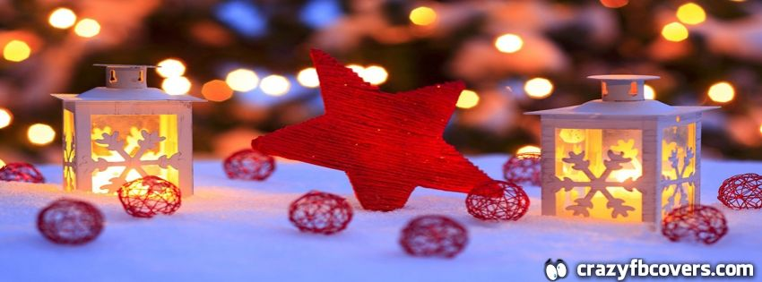Christmas Lights And Lanterns Facebook Cover Facebook Timeline Cover Photo Fb Cover Christmas Desktop Wallpaper Christmas Desktop Christmas Wallpaper Hd Christmas wallpaper windows 10